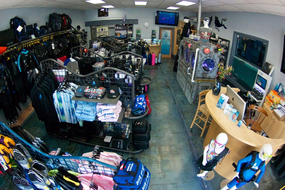 Deep Blue Long Beach Scuba Repair Shop