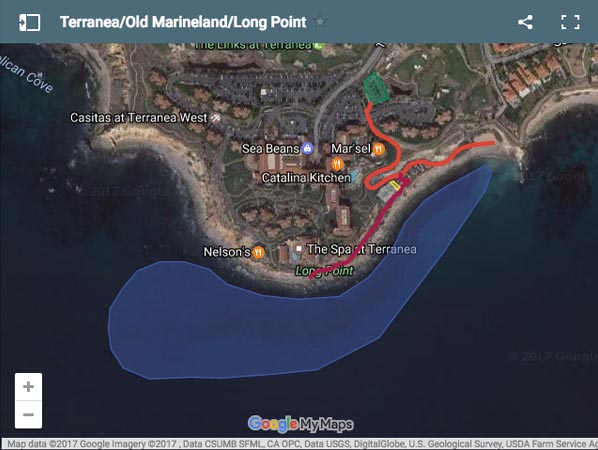 Old Marineland/Terranea Resort, Palos Verdes
