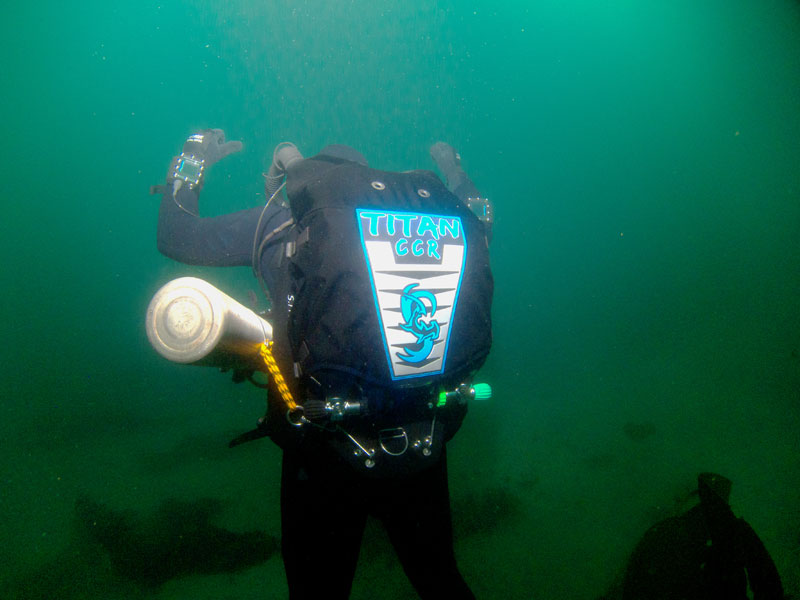 Rebreathers available at Deep Blue Long Beach